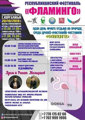 Республиканский фестиваль «Фламинго»