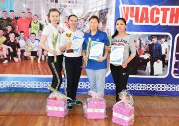 В Кокшетау проведены соревнования среди сотрудниц правоохранительных  органов