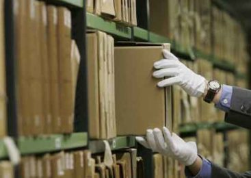 Архивная служба — важная служба