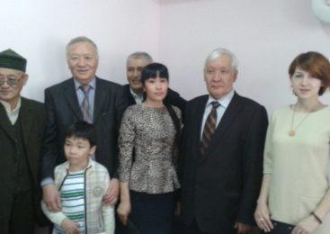 Почетный геологоразведчик Казахстана