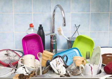 Средство для мытья посуды вредно для здоровья