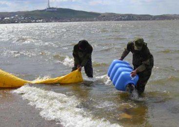 Озеро Копа будет чище
