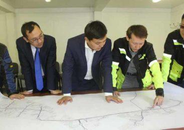 В Акмолинской области строится ветровая электростанция