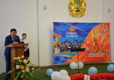 Мероприятие, посвященное Дню защитника Отечества и Дню Победы