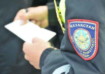 Департамент внутренних дел на транспорте ЛОВД ст.Кокшетау