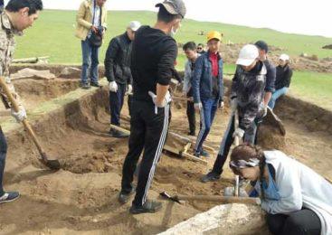 Археологами найдены артефакты