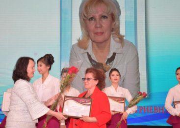 В Акмолинской области поздравили работников СМИ и связи