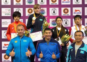 Ирина стала чемпионкой