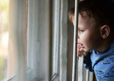 3-летний малыш выпал из окна третьего этажа