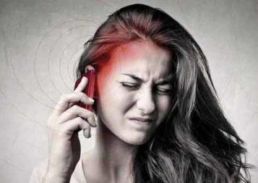 О влиянии излучения мобильного телефона на здоровье мозга