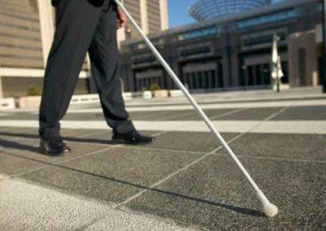 Государственные услуги для инвалидов по зрению
