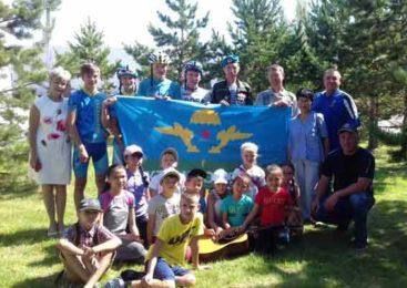 Юные спортсмены встретились с афганцами