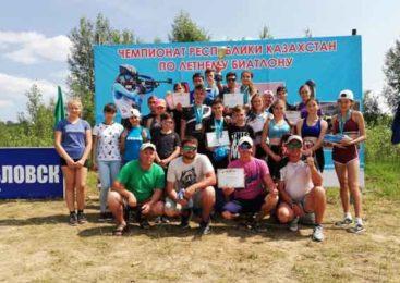 Молодежная сборная стала чемпионом Казахстана