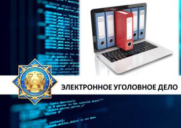Электронное уголовное дело