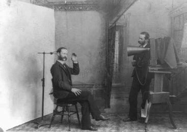 История возникновения фотографии