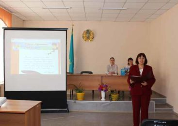 Ярчайшая звезда казахской литерауры