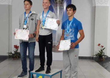 «Бронза» на чемпионата Казахстана