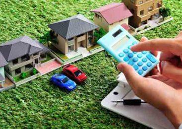 Уплатите налог на имущество и землю