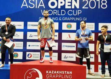 Медали международного турнира