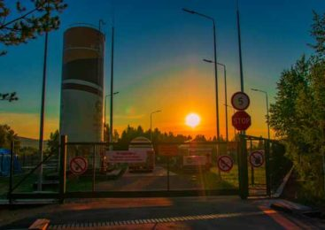 Газификация Щучинско-Боровской курортной зоны