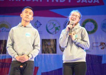 Молодежь Акмолинской области поддержала Послание Президента
