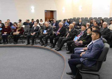 Обсуждение Послания Президента представителями гражданского общества