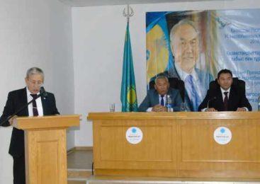 В Коргалжынском районе обсудили послание президента