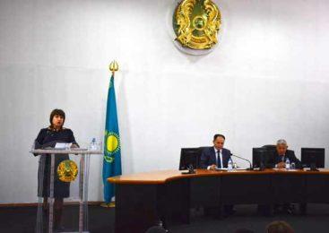 На активе обсудили послание президента