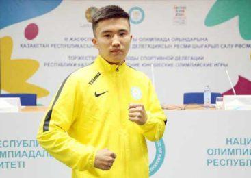 Акмолинец Талгат Шайкен завоевал серебряную медаль на юношеской Олимпиаде