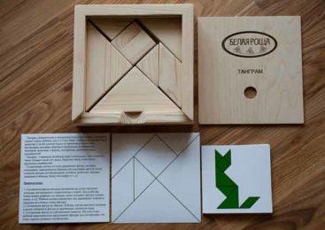 Использование игр-головоломок в развитии у детей логического мышления