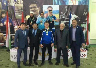 Бронзовый призер международного турнира
