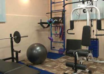 Фитнес-клуб для «особенных» людей