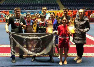 10-летняя спортсменка завоевала «золото»