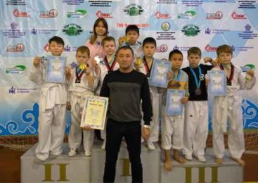Юные чемпионы