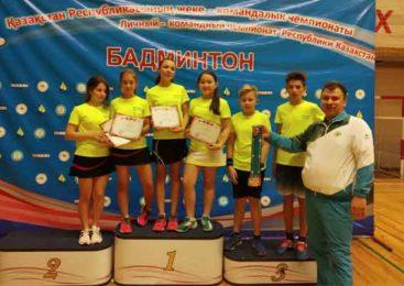 Четыре «бронзы» на Чемпионате Казахстана