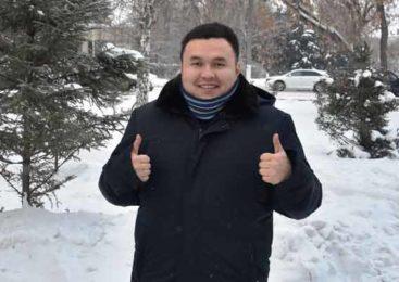 В груди у каждого из нас стучит «казахстанское сердце»