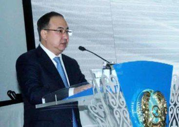 XXI сессия Акмолинской ассамблеи народа Казахстана