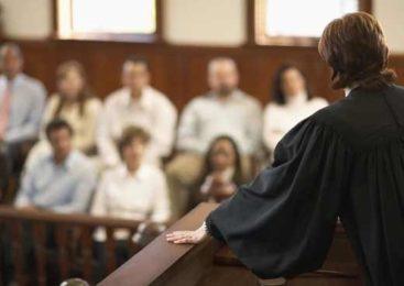 Производство по уголовным делам в судах с участием присяжных заседателей