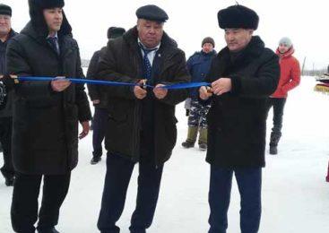 Мини-завод по розливу питьевой воды открылся в Бурабайском районе