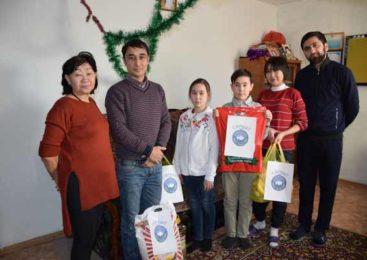 «Сарқыт» от таджикского национально-культурного центра «Санги-Кабуд» дарит добро и надежду!
