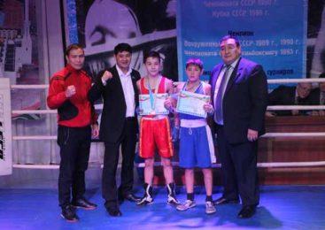 31 медаль завоевали акмолинские боксёры