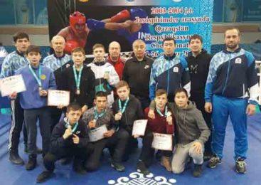 Акмолинские боксеры стали призерами чемпионата Казахстана