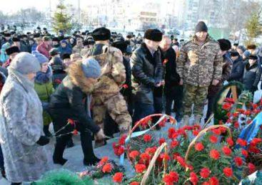 В Акмолинской области отмечают 30-летие вывода советских войск из Афганистана