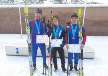 Акмолинец с поражением органов слуха стал четырехкратным чемпионом Казахстана