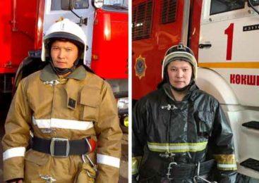 От пожарного до начальника части