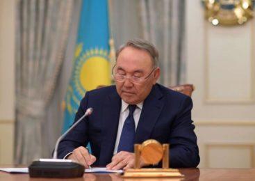 Нурсултан Назарбаев прекратил полномочия Президента. Полный текст обращения к народу