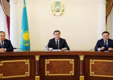 Малик Мурзалин освобожден от должности акима Акмолинской области