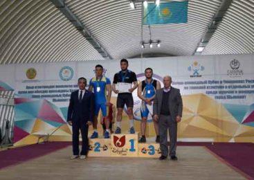 Анна Нурмухамбетова стала многократной чемпионкой Казахстана
