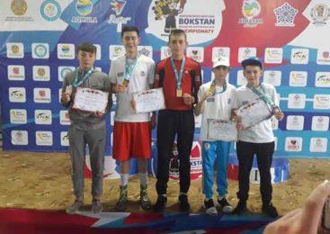 Три акмолинца стали чемпионами Казахстана по боксу