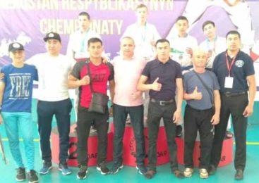 Шестеро акмолинцев стали чемпионами казахстана по рукопашному бою